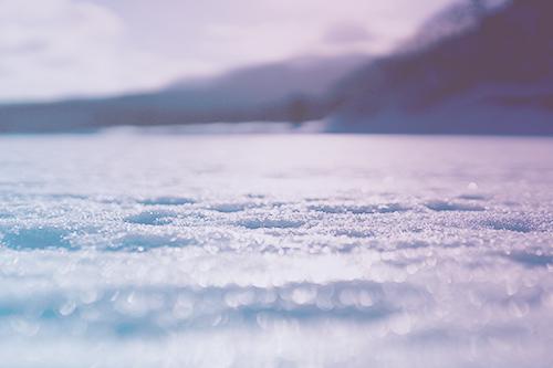 #033 「雪渡り」in 錦秋湖! 宮沢賢治の世界