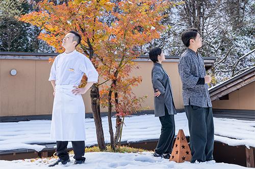 #022 初雪とともに自社農場山人ファームの地鶏「南部かしわ」をご紹介